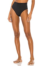 TAVIK Swimwear Pernille Bikini Bottom in Black