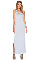 Classic Tank Maxi Dress in Periwinkle