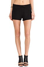Robust French Terry Shorts in Black