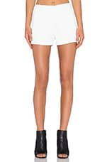 Trouser Short in White