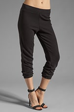 Nep French Terry Sweatpants in Black