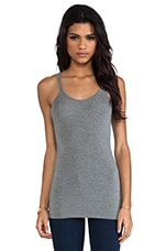 Cami Tank in Heather Grey