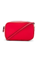 the daily edited Mini Crossbody Bag in Red