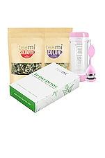 Teami Blends 30 Day Detox Bundle in Hot Pink