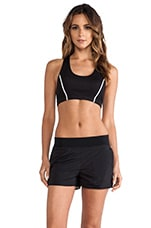 Podium Scale Sports Bra in Black