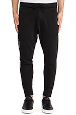 Heavy Metal Pant in True Black