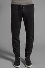 Gavril Pant in Black