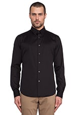 Wealth Sylvain Shirt in Black