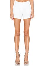 Blaynee 2E Short in White