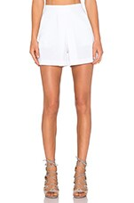 Taminara Short in White