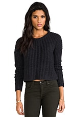 Jentra Sweater in Charcoal