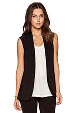 Adar Vest in Black