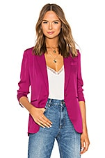 Theory Grinson Blazer in Electric Pink