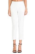 Item Cropped Pant in Ivory