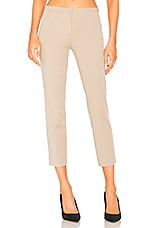 Theory Classic Skinny Pant in Beige Stone