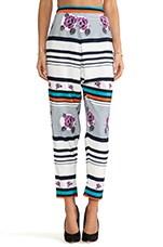 Three of Something Pants in Hype Stripe