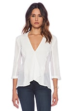 Aerial Shirt in White