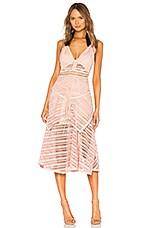 THURLEY Juliette Dress in Pink