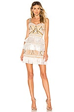 THURLEY Ibiza Dress in Ivory