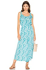 Tiare Hawaii French Jumpsuit in Scattered Daisy Tosca