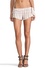 Tiare Hawaii Byron Bay Tie Short in Tan