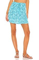 Tiare Hawaii Lani Skirt in Love Spell Teal