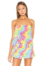 Tiare Hawaii Float Tube Top in Tie Dye