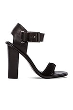 Devlin Heel in Black