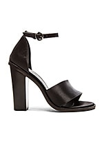 Palma Heel in Black
