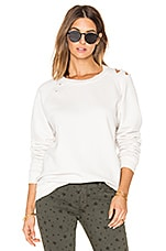 Odyn Sweatshirt in Ivory
