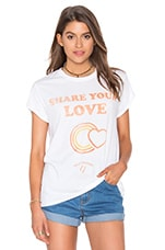 T-SHIRT SHARE YOUR LOVE POSTER