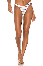TM Rio de Janeiro X REVOLVE High Leg Brief Bottom in Multicolor
