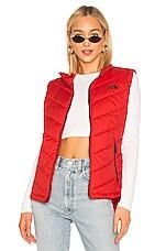 The North Face Tamburello Vest in TNF Red