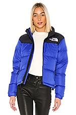 The North Face 1996 Retro Nuptse Jacket in TNF Blue
