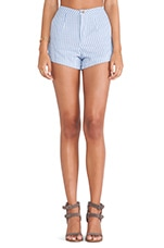 Jagger Shorts in Chambray
