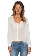 Freedom Blouse en Blanc