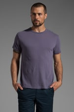 Classic T in Blueberry