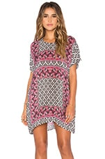 x REVOLVE Tiffany Dress en Rose