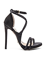 Alita Heel in Black Chicago & Black Berlin
