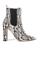 Tony Bianco Lavida Boot in Natural Snake
