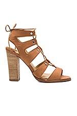 Kelso Heel in Caramel Phoenix