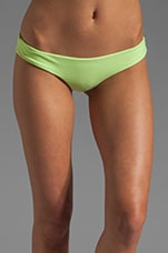 Kalani Bikini Bottom in Aloe