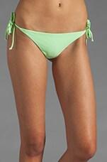 Sage Bikini Bottom in Aloe