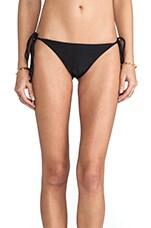 Sage Bikini Bottom in Black