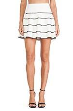 Angele Skirt in Ivory