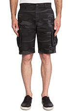 Wilson Shorts in Charcoal Camo