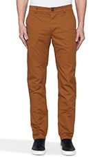 Victor Pant in Mustard