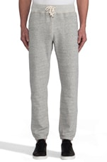 Sweatpant in Grey Heather