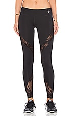 LEGGINGS LONG ISLAND MESH