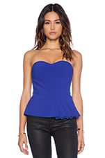 Liriene Top in Blue Iris
